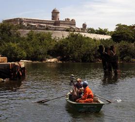 Castillo de Jagua Fortress Cienfuegos