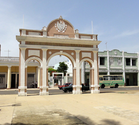 Historic Center of Cienfuegos
