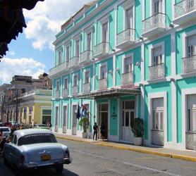 Hotel La Union Cienfuegos