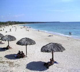 Rancho Luna Beach Cienfuegos