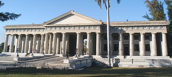Reina Cemetery Cienfuegos