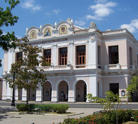 Tomas Terry Theater Cienfuegos
