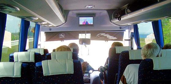Viazul Buses Cienfuegos Cuba